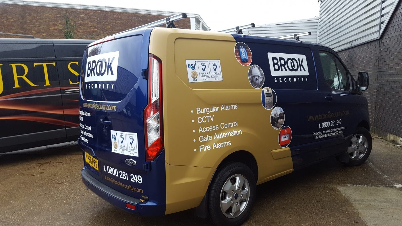 Van Wrapping Van Signs By Jrt Signs Ltd The Van Wrapping